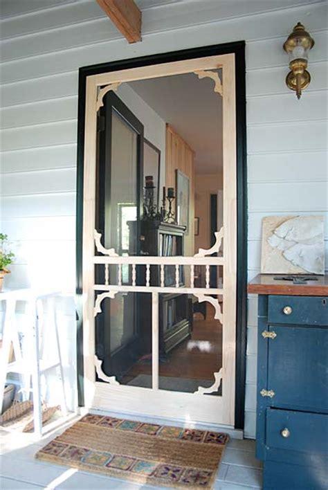 Screen Door by Wood Screen Doors Gallery Screen Tight