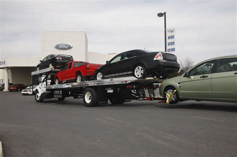 car carrier truck tow truck 3 car carrier for sale autos post