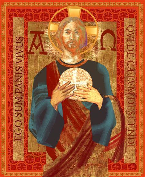 assertum corpus christi ciclo b esto es mi cuerpo sta es mi sangre lectio divina evangelio del domingo del corpus christi