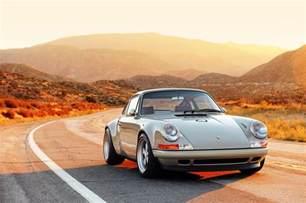 Singer Porsche Porsche 911 X Singer Vehicle Design