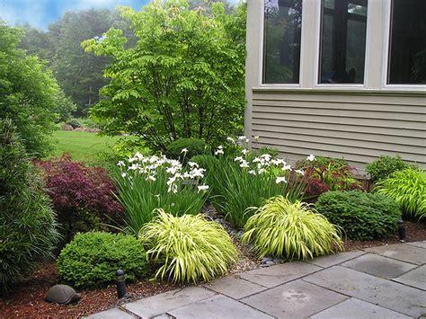 Shrub Garden Design Ideas Garden Installation Maintenance Garden Designs By Kristen