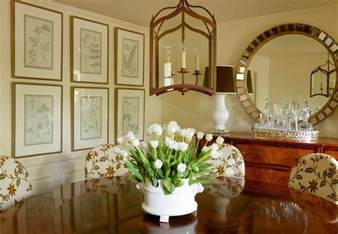 The Botanical Dining Room by Eye For Design Decorating With Botanical Prints