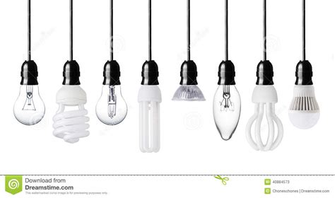 different light bulbs stock photo image 40884573