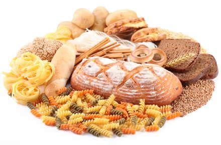 buona alimentazione quotidiana cereali e patate chicco di riso