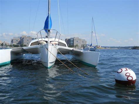 trimaran telstar 26 1974 telstar telstar 26 sailboat for sale in connecticut