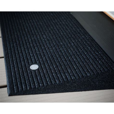 Ez Mat by Ez Access Transitions Angled Entry Mat Portable Rs