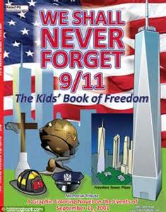 the you after we books disgusting children s colouring book depicting 9 11