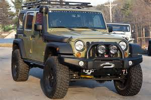 pre owned 2013 jeep wrangler rubicon commando green