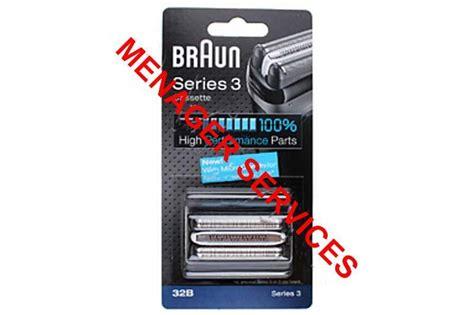 braun 32b cassette cassette grille couteau 32b rasoir braun 81633296