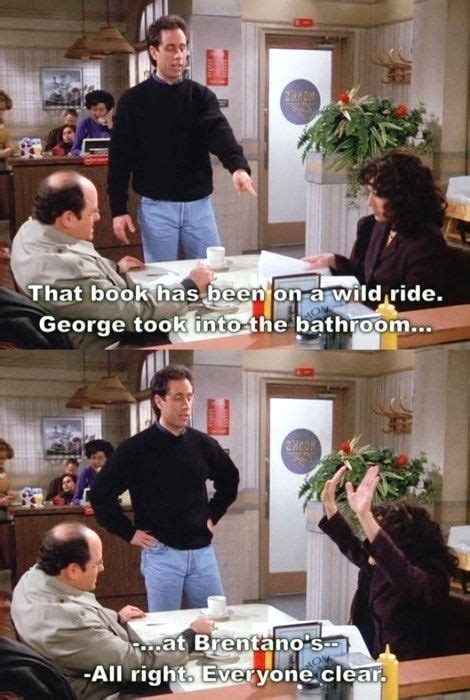 george costanza bathroom 17 best images about seinfeld the bookstore 9 on