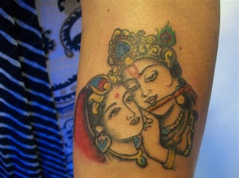 lord krishna tattooz 10