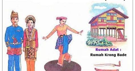 Baju Adat Rumah Adat Tarian Adat cerelia19 amanda pakaian tarian rumah adat senjata tradisional dan sukunya