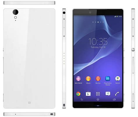Hp Sony Experia Z3 Ultra sony xperia z3 rendered early concept phones