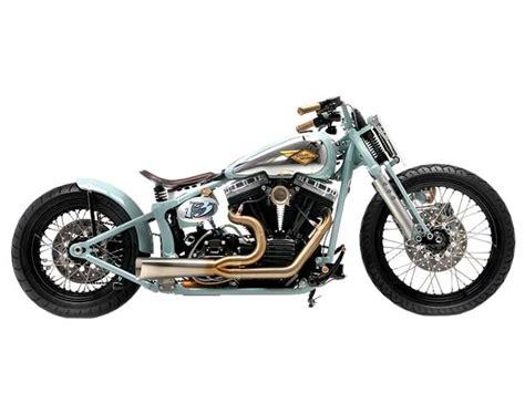 Tuner Bones by Harley Davidson Crossbones Becomes Strike True Ii