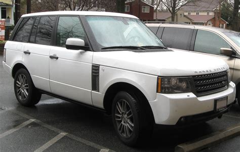 range rover 2012 model land rover range rover iii 2012 models auto database