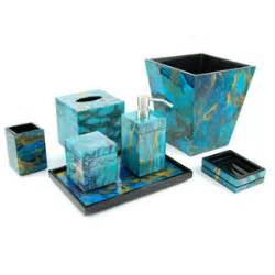 Turquoise Bathroom Vanity Turquoise Blue Dressing Table Bathroom Vanity Set Polyvore