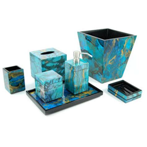 aqua bathroom accessories sets blue bathroom sets myideasbedroom com
