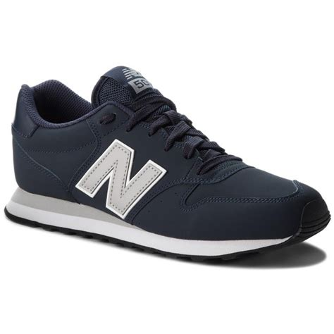 sneakers  balance gmblg navy blue sneakers