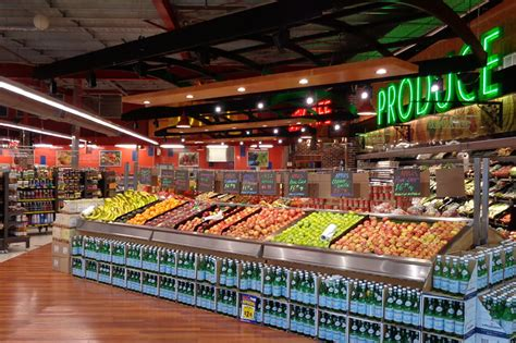 sections of a supermarket maxi foods supermarket design by i 5 design