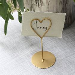 wedding place card holder gold place card holders set of 8 the wedding of