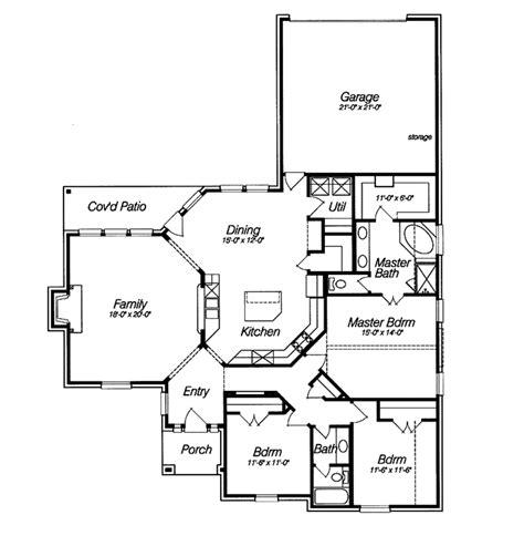 mediterranean style house plan 5 beds 3 baths 3036 sq ft mediterranean style house plan 3 beds 2 baths 1905 sq ft