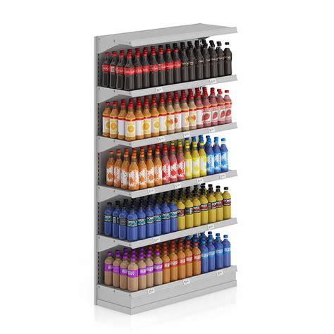 Shelf Bottled by Market Shelf Bottled Drinks 1