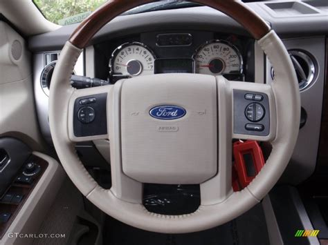 ford expedition el limited steering wheel  gtcarlotcom