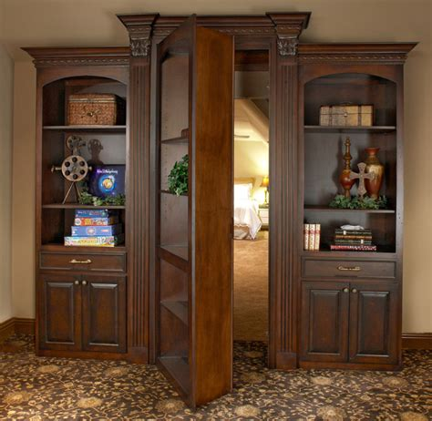 Secret Cabinet by Cabinet Door Traditional Other Metro By