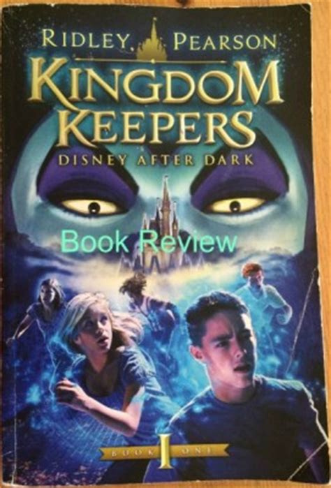 themes in kingdom keepers book review kingdom keepers disney after dark