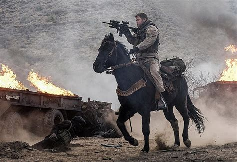 epic war film list epic war drama film 12 strong by nicolai fuglsig