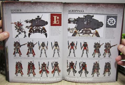 world s ugliest color tactical command view topic official skitarii colour schemes for different forge worlds