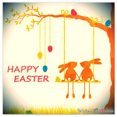 happy easter note easter sms text messages wishes quotes