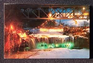 1960s christmas lighting fire company ludlow falls oh ebay