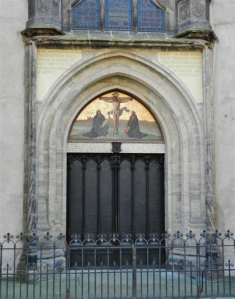 Wittenberg Door by Reformation
