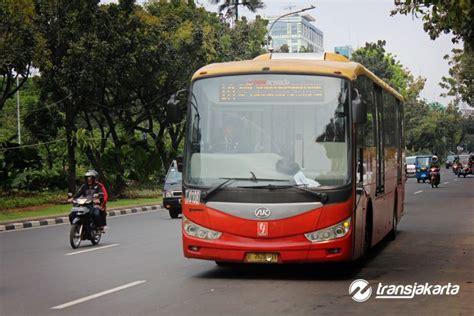 jadwal bus gratis transjakarta bagi  pekerja kantoran