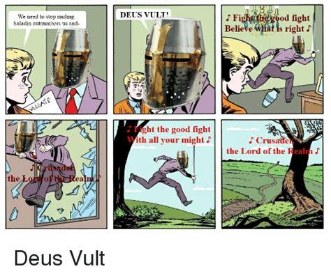 Deus Vult Memes - funny deus vult memes of 2017 on sizzle my longest deus vult ever