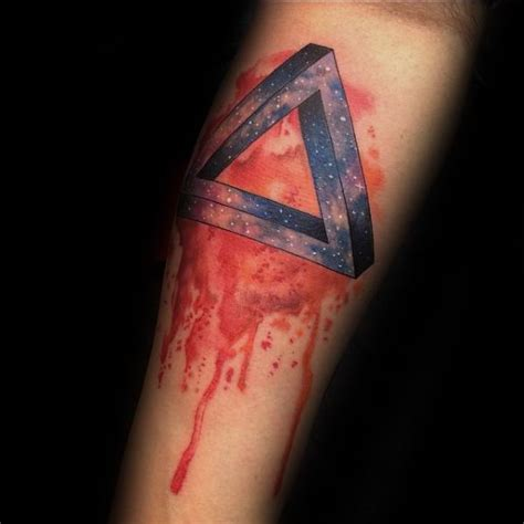 triangle tattoo ideas tattoo collections
