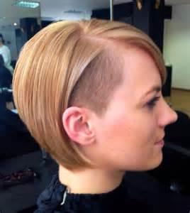 bob haircuts that cut shorter on one side undercut bob hair hair hair pinterest