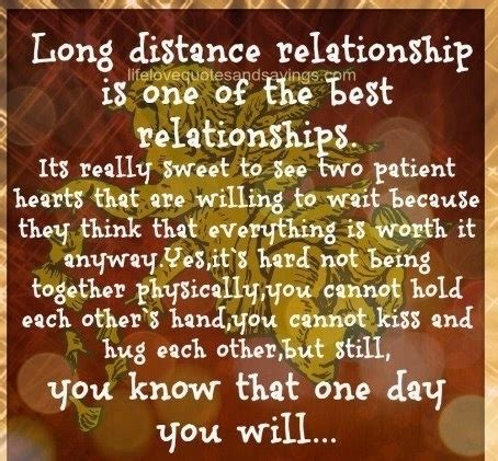 Distance Relationship Quotes Tagalog Distance Relationship Quotes For Husband