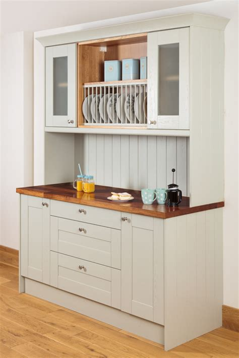 Traditional Kitchen Dressers by Solid Wood Kitchen Cabinets Information Guides