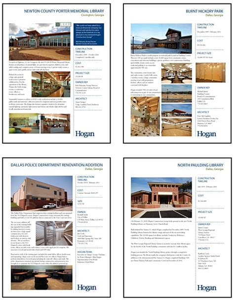 graphics design qualifications hogan construction group s project write up sheets