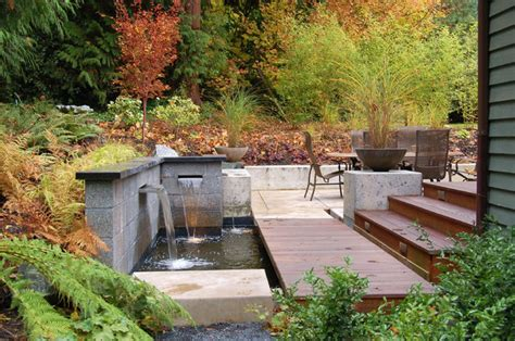 Landscape Design Redmond Wa Redmond Residence Asian Landscape Seattle By