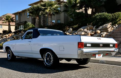 1970 chevrolet el camino ss 454 1970 chevrolet el camino ss 454 ls6 red hills rods and