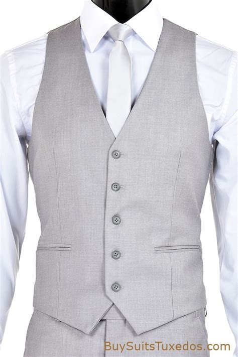 light grey three suit s light grey three slim fit suit king formal wear