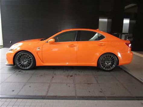 gsf lexus orange molten pearl with loma wheels clublexus lexus forum