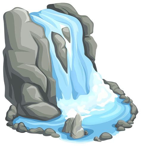 clipart png waterfall png clip best web clipart