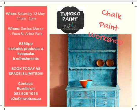 chalk paint za chalk paint workshop iinfo tzaneen