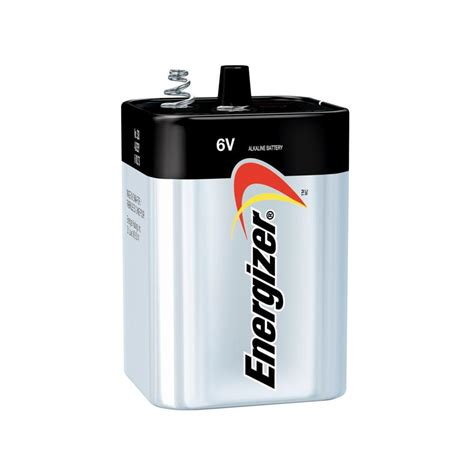 Baterai Lu Emergency 6 Volt energizer alkaline 6 volt battery 529 the home depot