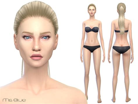 cc sims 4 female skin ms blue s beauty skin female v2