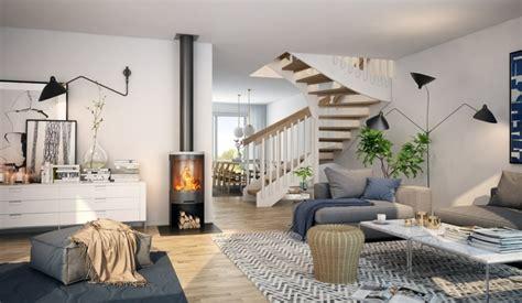 Treppe Im Wohnzimmer by Das Wohnzimmer Einrichten Gestalten Alles Was Dabei